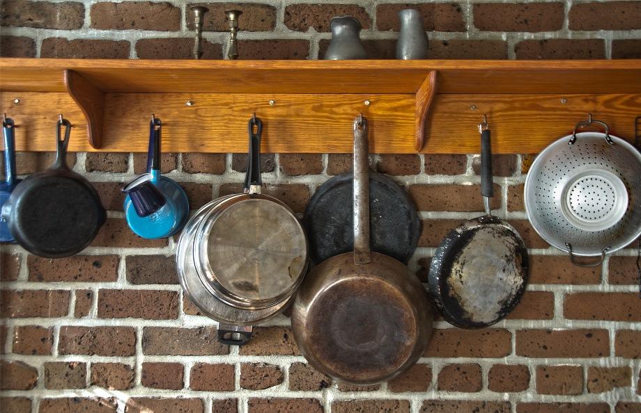 מטבח קטן -שישה טיפים לסידור יעיל של מטבח