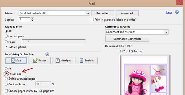 הדספת מסמכי PDF