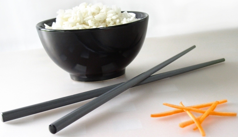 אורז לסושי במיקרוגל