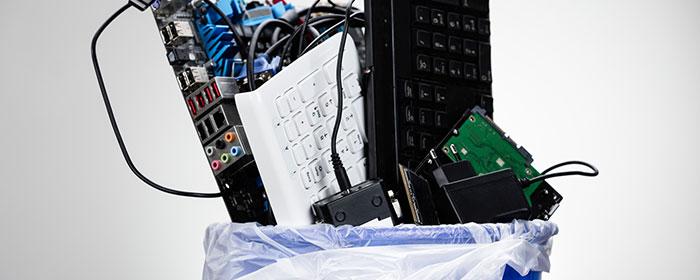 מיחזור אלקטרוניקה – שאלות נפוצות ותשובות עליהן